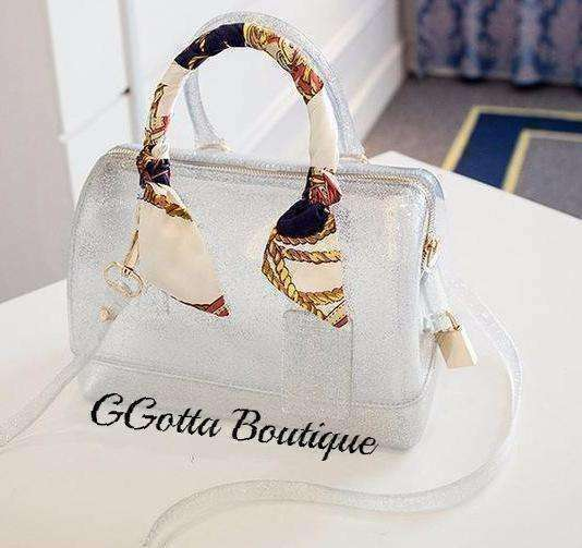 GGotta's Money bag Jelly Tote