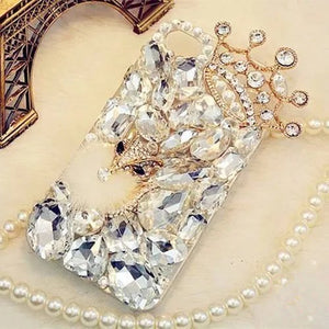 GGotta's Diamond Crown Cell phone Case