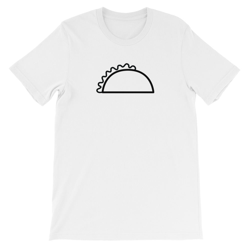 Taco Bout Tuesday: White Men's T-Shirt