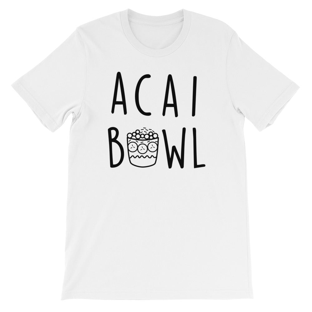 Acai Bowl: White Men's T-Shirt