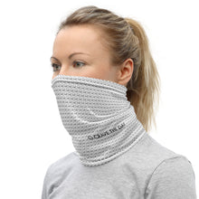Coconut Pattern: Unisex Neck Gaiter Mask