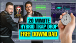 "XLNTSOUND ""Hybrid Trap"" LD - Serum Preset and Ableton FX Rack"