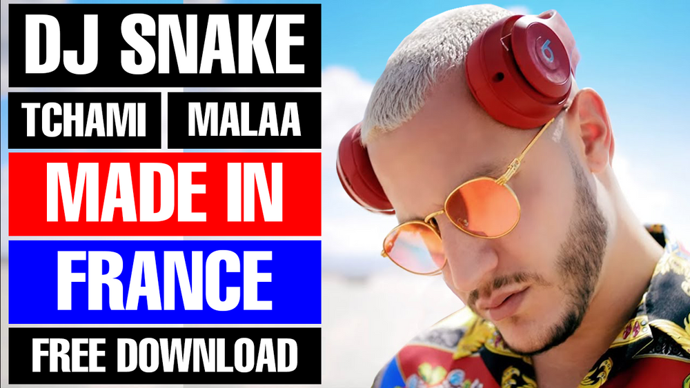 "DJ Snake, Tchami, Malla ""Made In France"" Serum Preset / Ableton Rack"