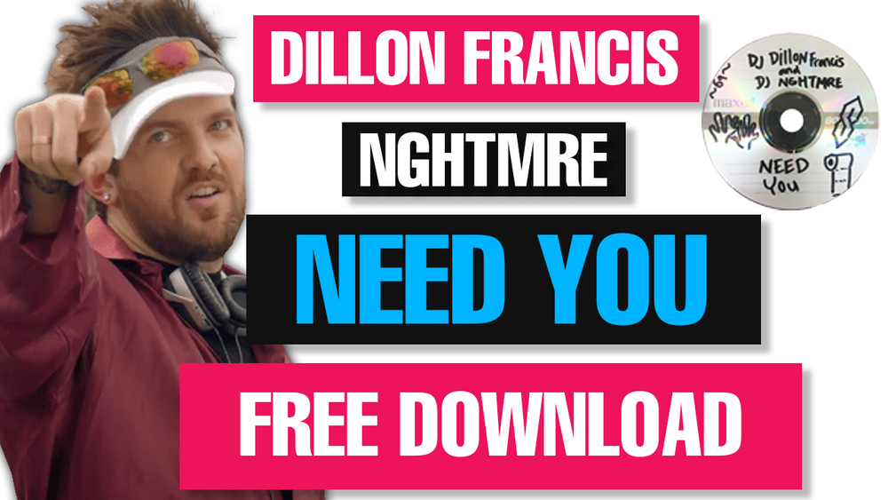 Dillon Francis & NGHTMRE - Need You Serum Presets / Ableton