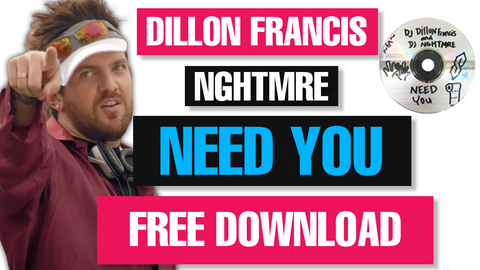 Dillon Francis & NGHTMRE - Need You Serum Presets / Ableton 10 FX RACKS
