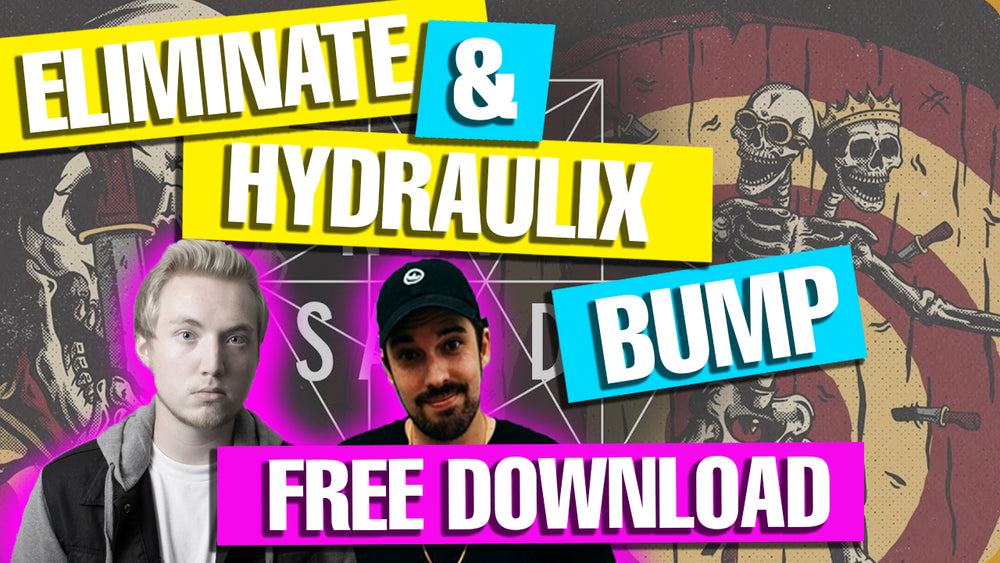 "Hydraulix & Eliminate - ""Bump"" Serum Presets / Ableton Racks"