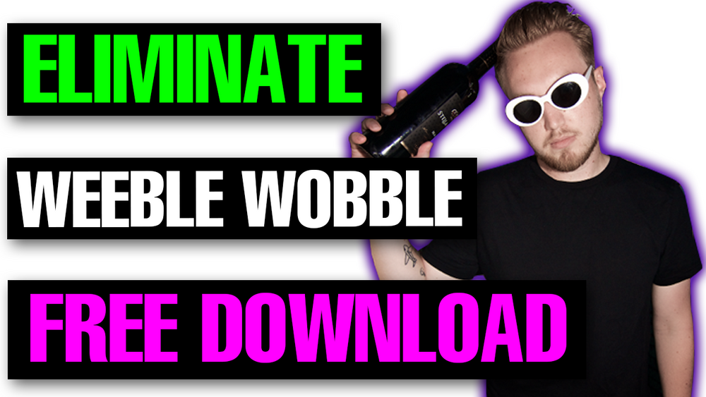 Eliminate Weeble Wobble SERUM PRESET / ABLETON 10 FX RACK