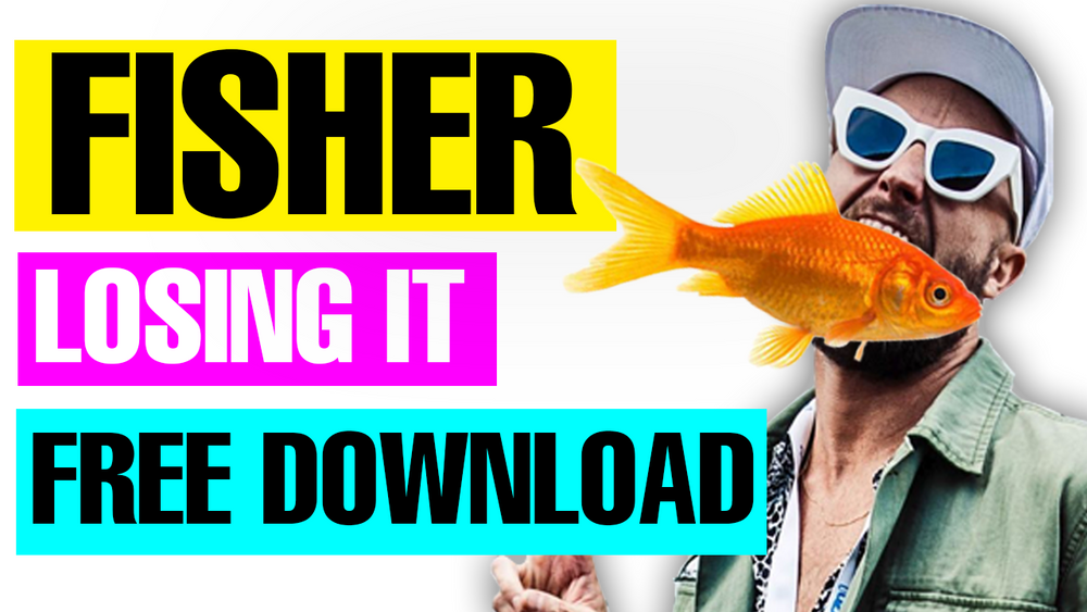 "Fisher - ""Losing It"" Serum Preset & Ableton FX Rack"