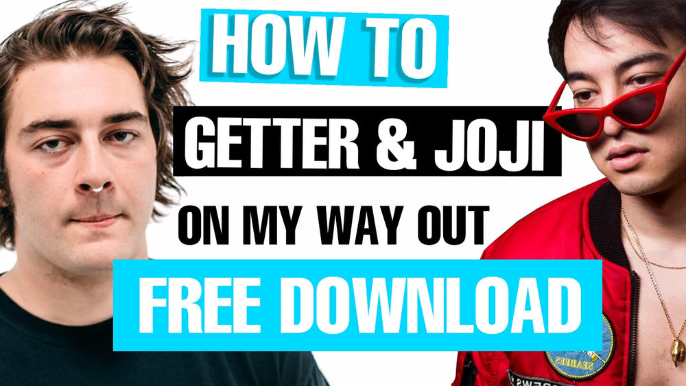 "Getter & Joji - ""All Is Lost"" Serum Preset and Ableton FX Rack"