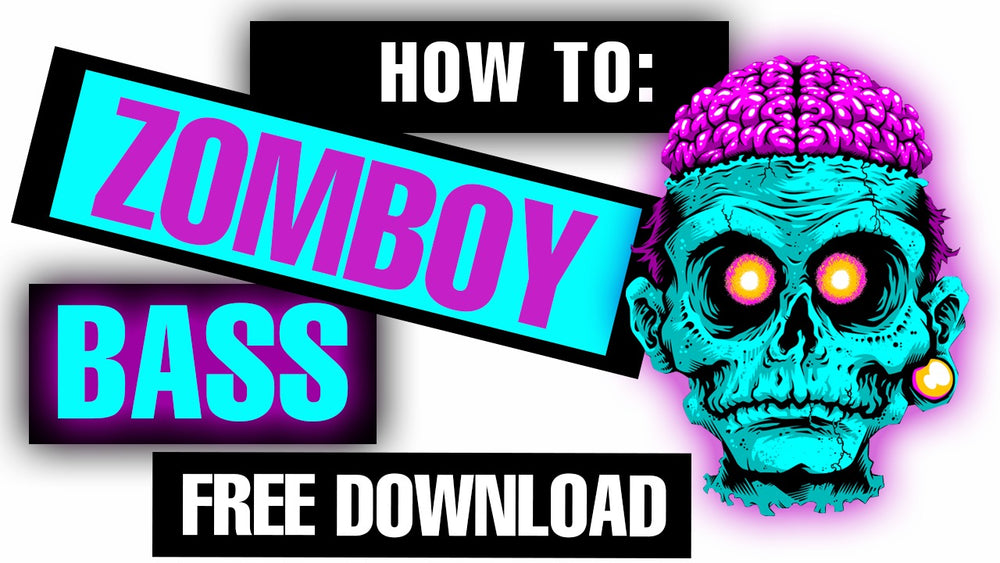How To: Zomboy Style Bass Serum Preset and Ableton FX Rack