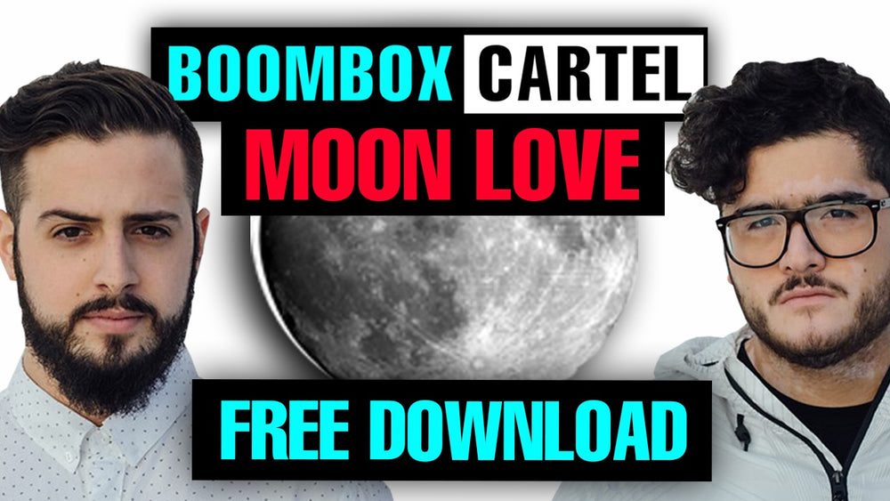 "Boombox Cartel - ""Moon Love"" Serum Preset and Ableton FX Rack"
