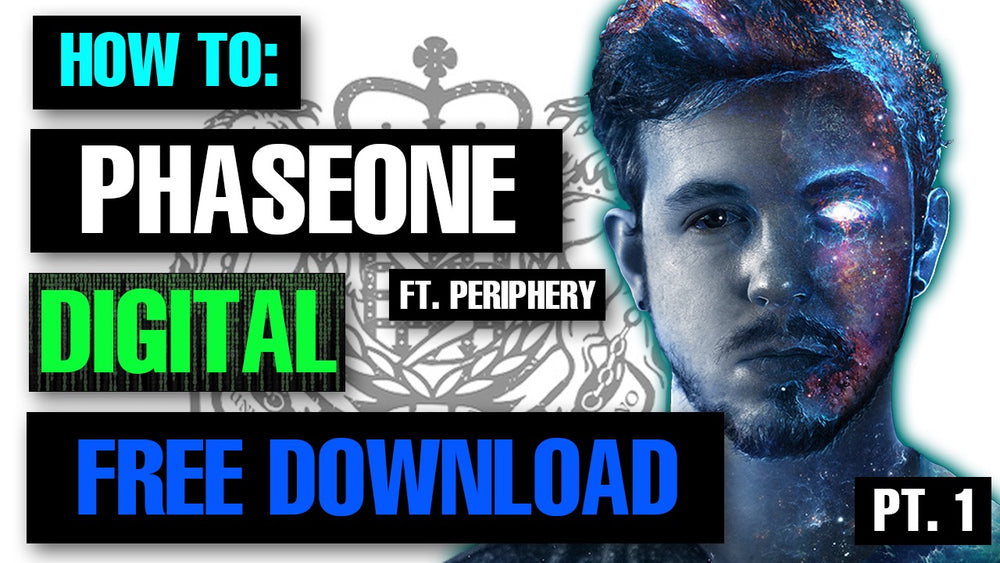 "Phaseone ft. Periphery ""Digital"" Serum Presets & Ableton FX Racks"