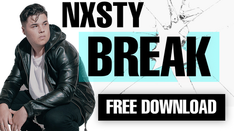 "NXSTY - ""Break"" Serum Preset and Ableton 10FX Rack"