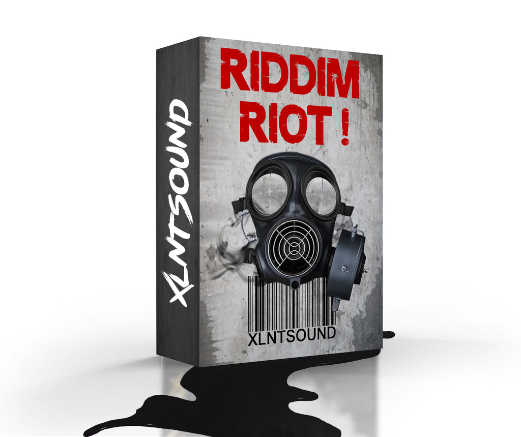 RIDDIM RIOT (Riddim Sample Pack + Serum Presets) + PRE-SALE EXCLUSIVE  Signature Series Folder