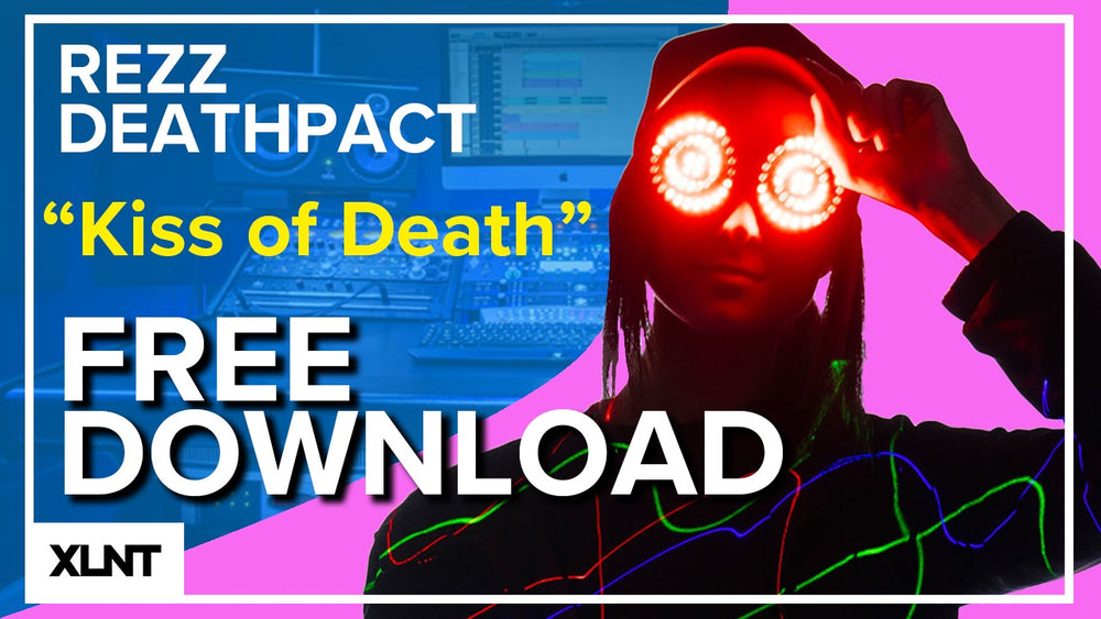 "Rezz & Deathpact - ""Kiss of Death"" Serum Preset and Ableton FX Rack"