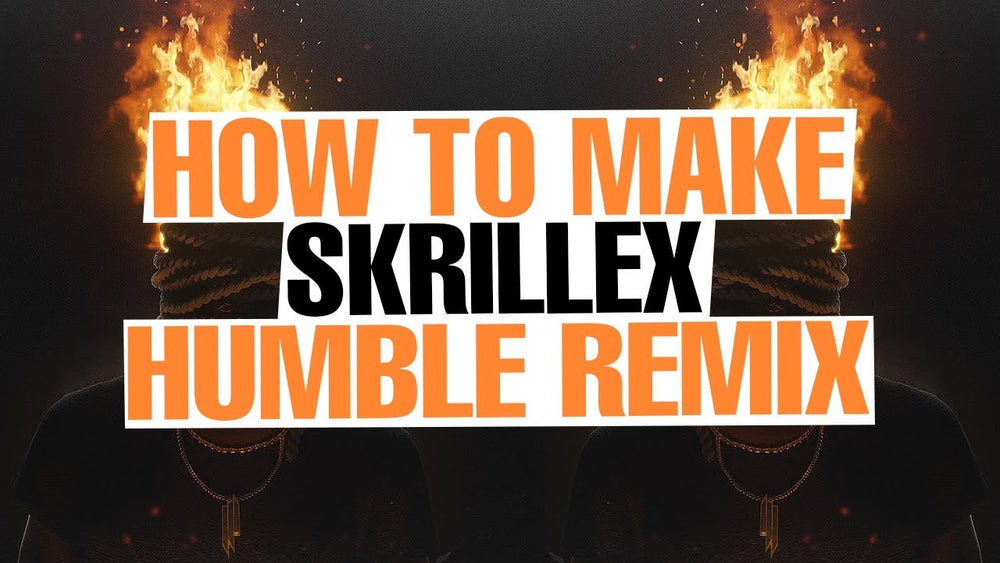 Skrillex - Humble (Kendrick Lamar Remix) Serum Pack / Ableton FX Rack