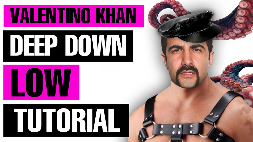 "Valentino Khan - ""Deep Down Low"" Serum Preset / Ableton FX Rack"