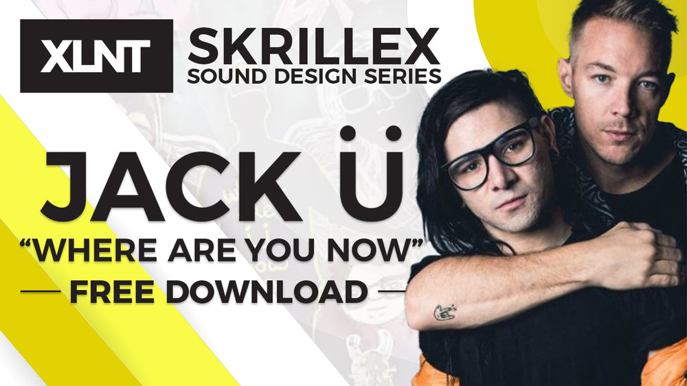 "Jack Ü - ""Where Are Ü Now"" Vocal Rack"