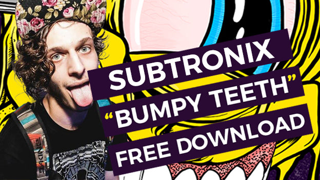 "Subtronics - ""Bumpy Teeth"" Growl Preset & Ableton FX Rack"