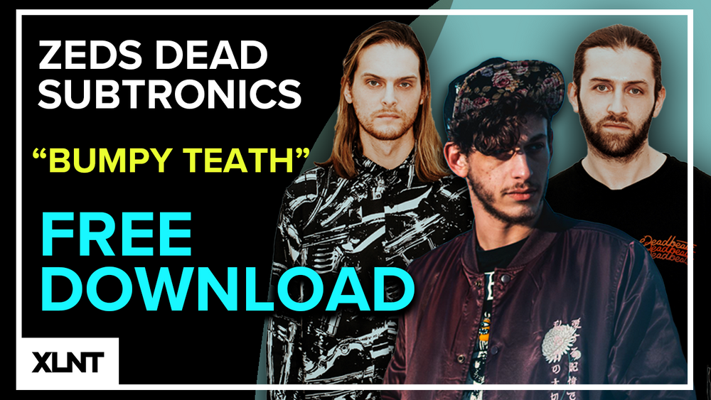 "Zeds Dead & Subtronics - ""Bumpy Teeth"" Serum Preset and Ableton FX Rack"