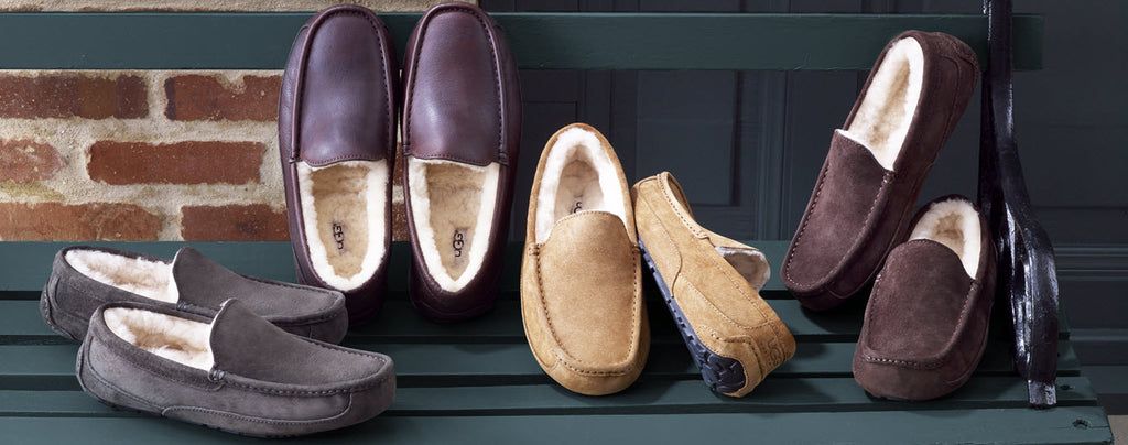 314f0b830cb UGG Australia Slippers, Shoes, Boots and Sandals - Mens Large Sizes ...