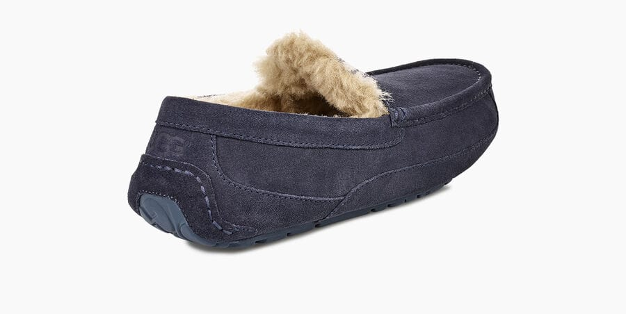 c8afc75064c UGG Ascot Suede Slippers - Mens Large Sizes