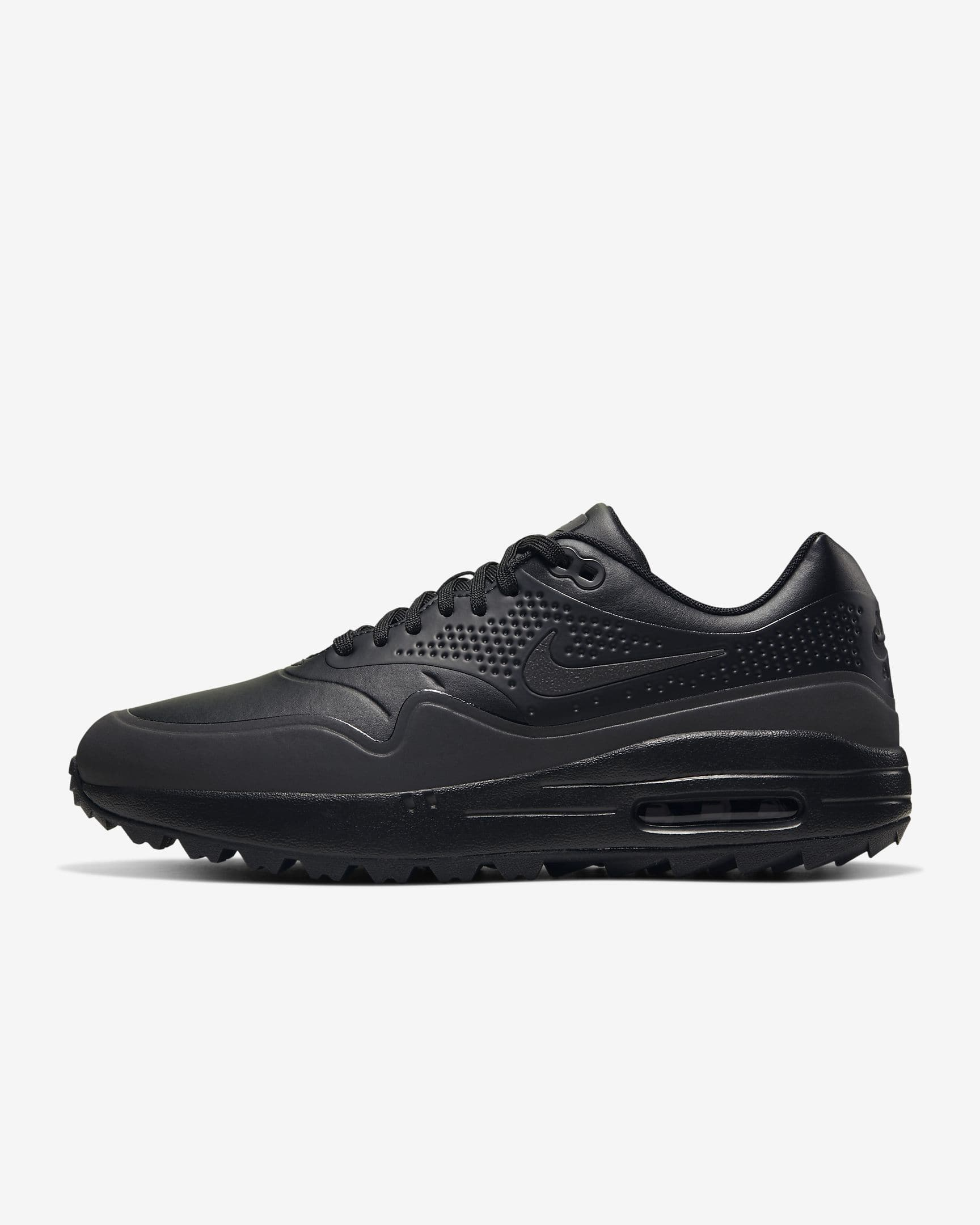 Nike Air Max 1 G Golf Shoes - Mens Large Sizes
