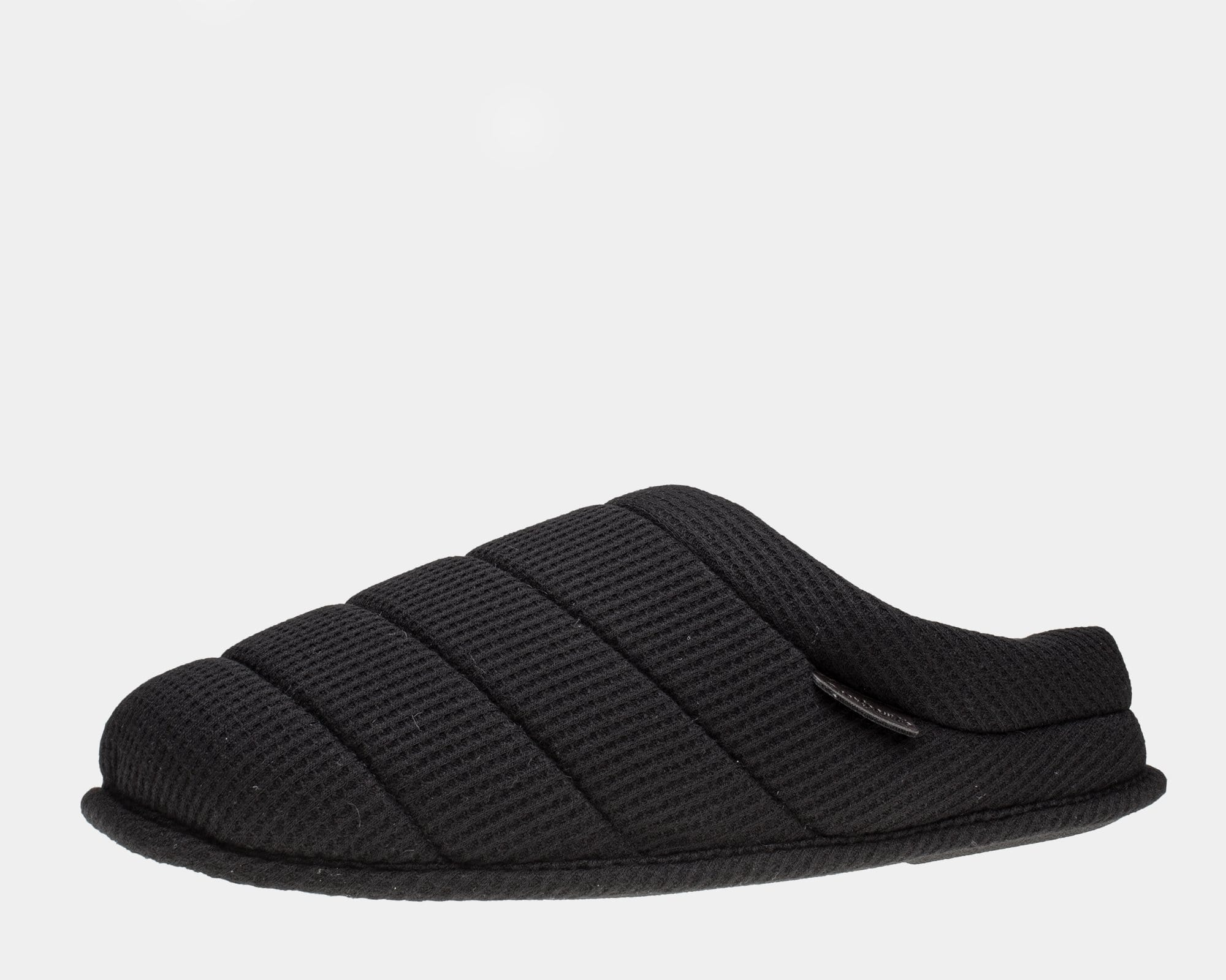 7b1c35a20 Dearfoams Quilted Clog Slipper - Mens Large Sizes