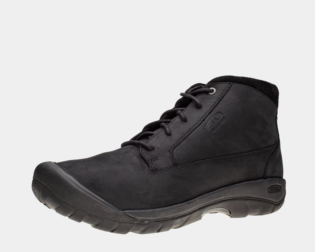 c66f32a88fc Keen Austin Casual Waterproof Boots - Mens Large Sizes