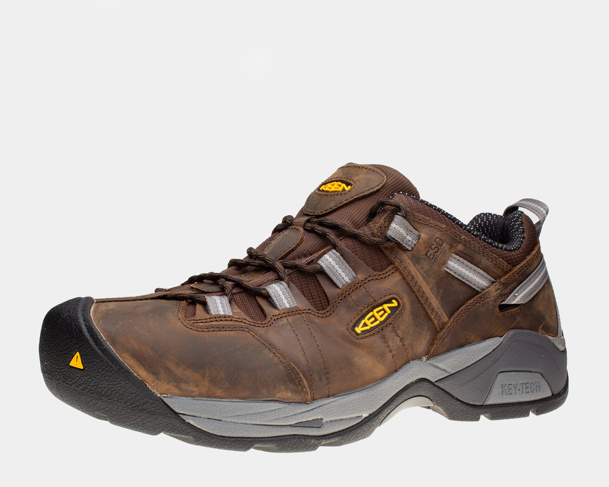 4c5345db17f Keen Detroit XT Steel Toe ESD Work Sneakers - Mens Large Sizes
