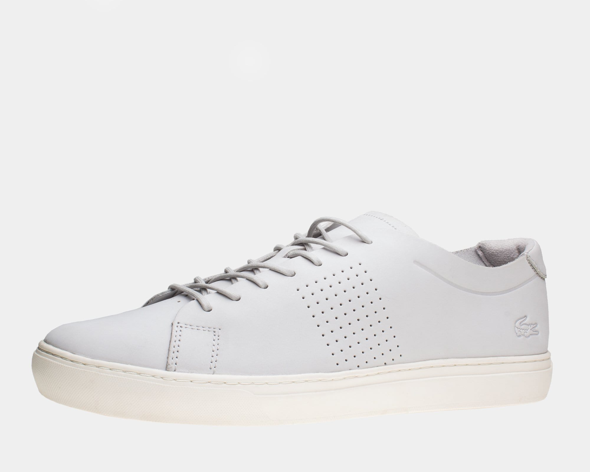 00865e4e3a33a Lacoste L.12.12 Unlined 119 1 Sneakers - Mens Large Sizes
