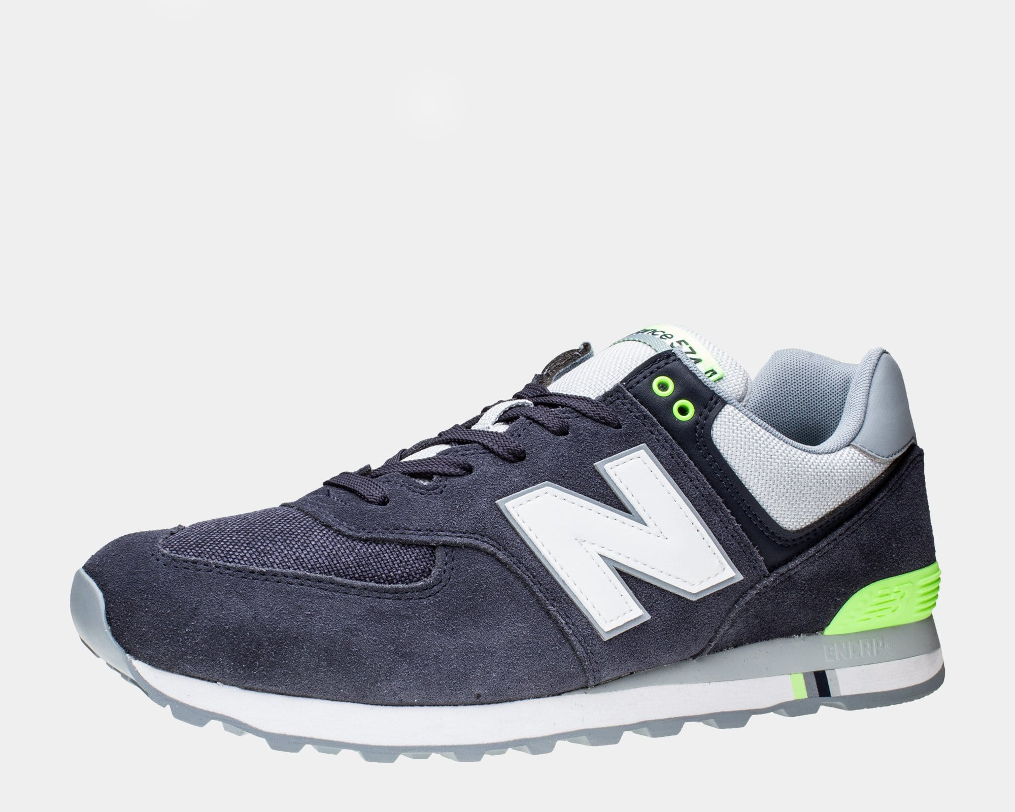 27f3a6282b989 New Balance 574 Summer Shore Sneakers - Mens Large Sizes