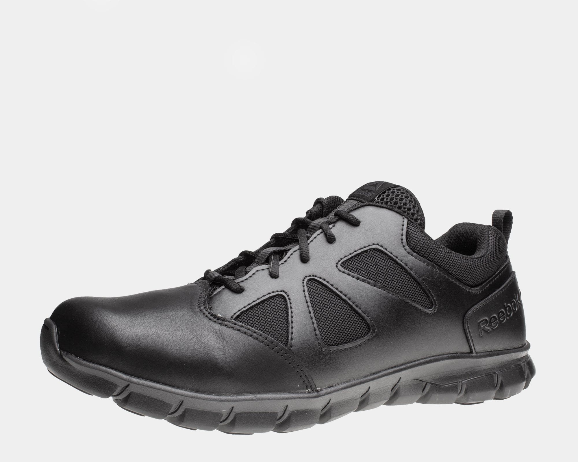 8101425107f60e Reebok Work Sublite Cushion Tactical Shoes - Mens Large Sizes