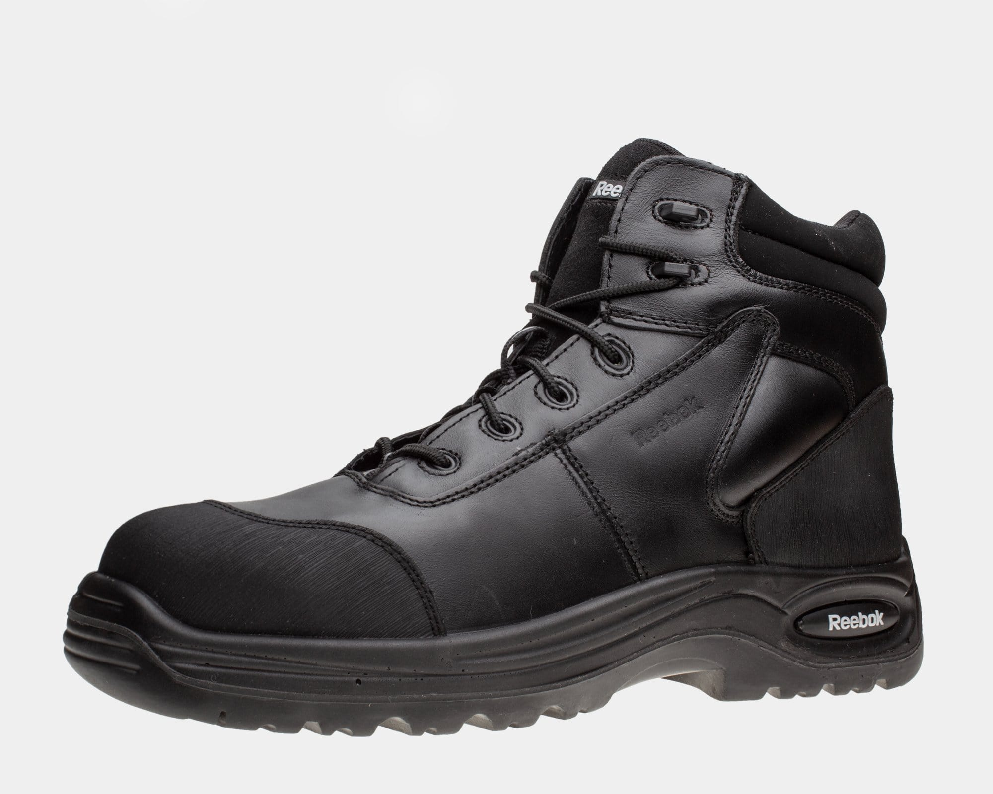 0c2a077a262 Reebok Work 6 Inch Sport Comp Toe Work Boot - Mens Large Sizes