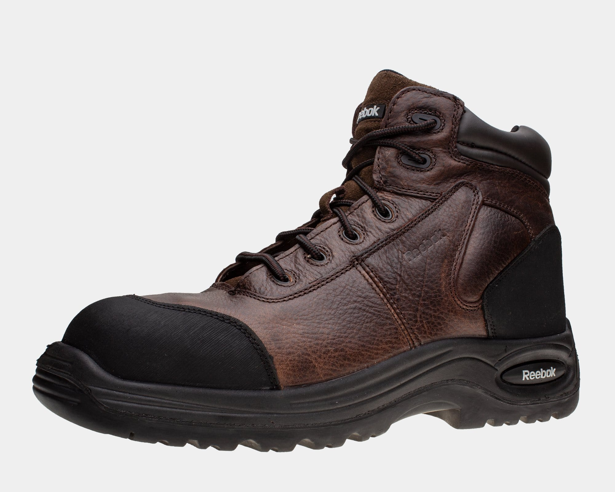 e68585642cd637 Reebok Work 6 Inch Sport Comp Toe Work Boot - Mens Large Sizes