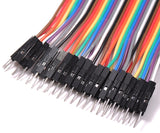 Jumper Wire Kit - 9 Types, 360 Pieces