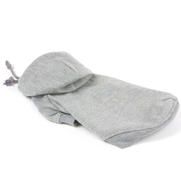Adorable Dog Hoodies! - gray / XS - justpugstuff.com
