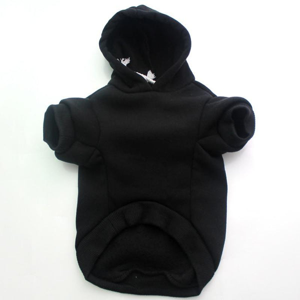 """Security"" Hoodie for your Pug! -  - justpugstuff.com"