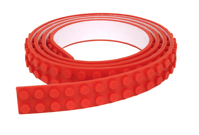 Lego Tape - 1m Red Roll