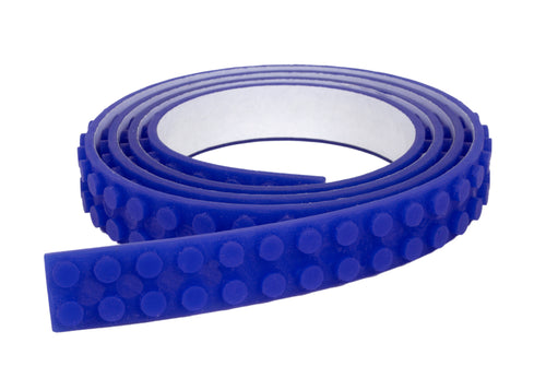 Sticky Brick Tape - 1m Blue Roll