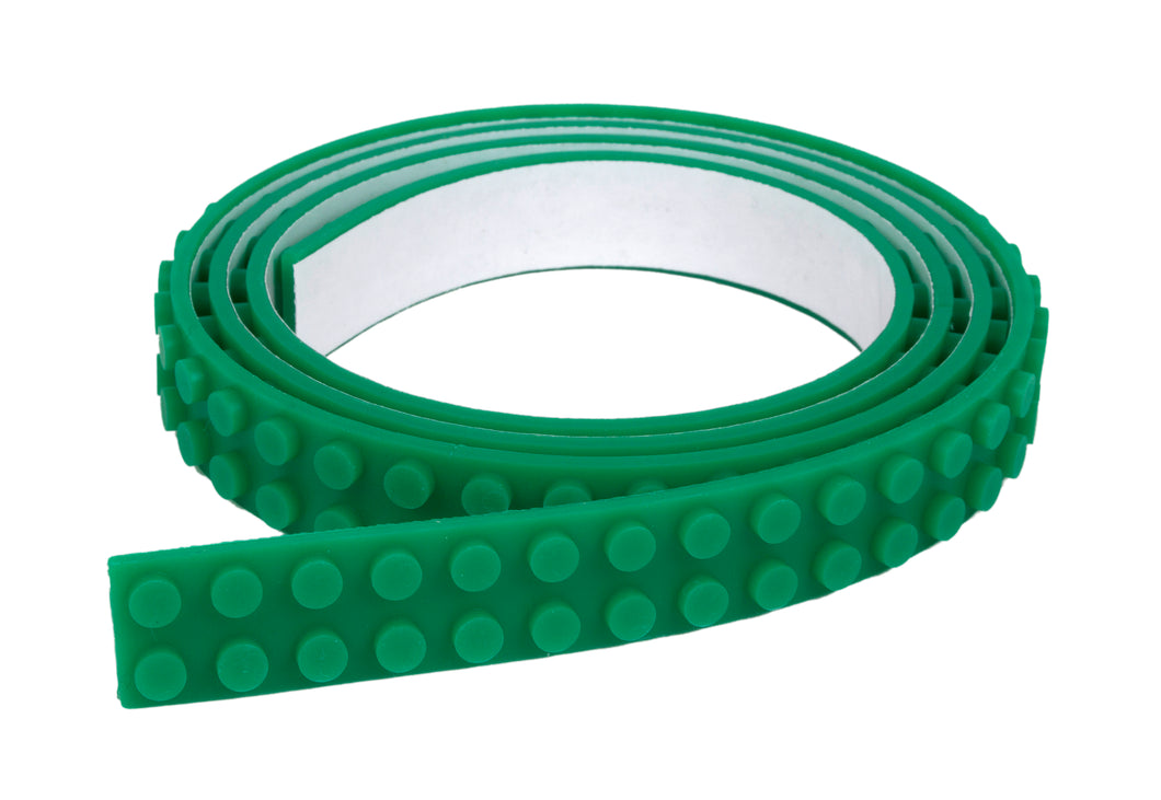 Lego Tape - 1m Green Roll