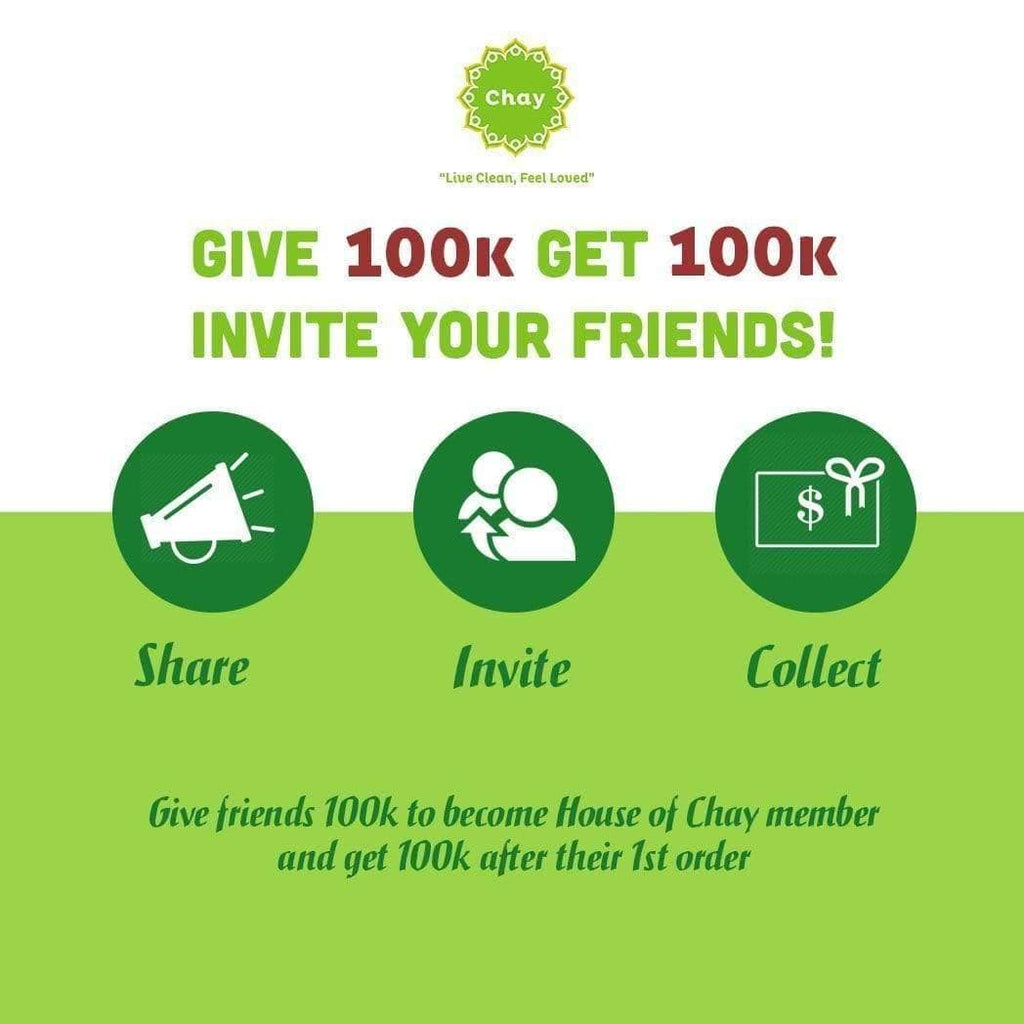 House of Chay's Referral Program