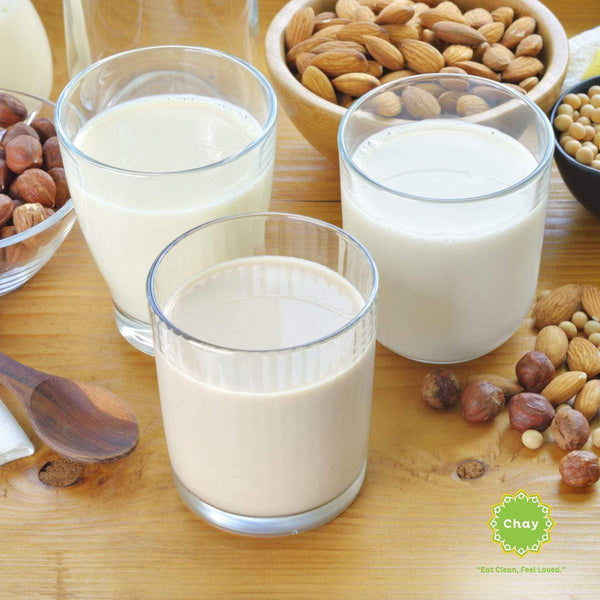 5 Macadamia & lotus seed milk plan