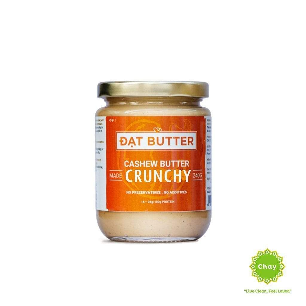 100% Natural Crunchy Cashew Butter ][PD083]
