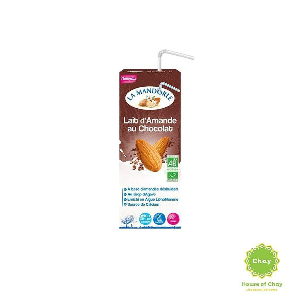 Almond Milk La Mandorle Almond & Chocolate / 200ml