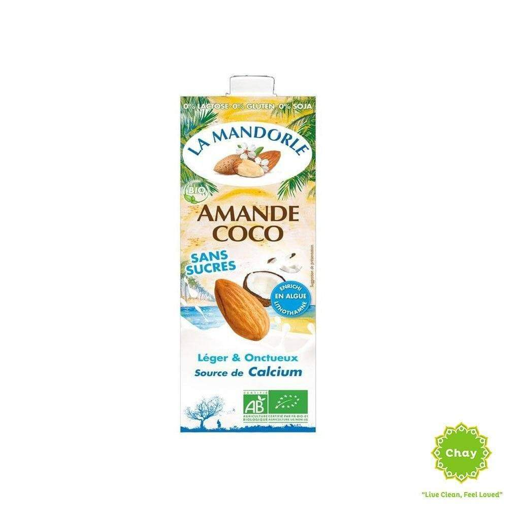 Almond Milk La Mandorle Almond & Coconut / 1000ml