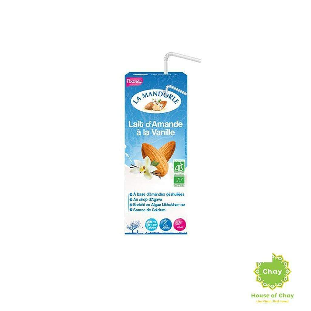Almond Milk La Mandorle Almond & Vani / 200ml