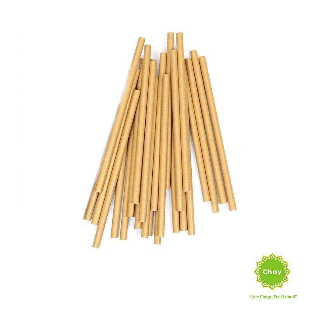 Biodegradable disposable paperstraw 6mm