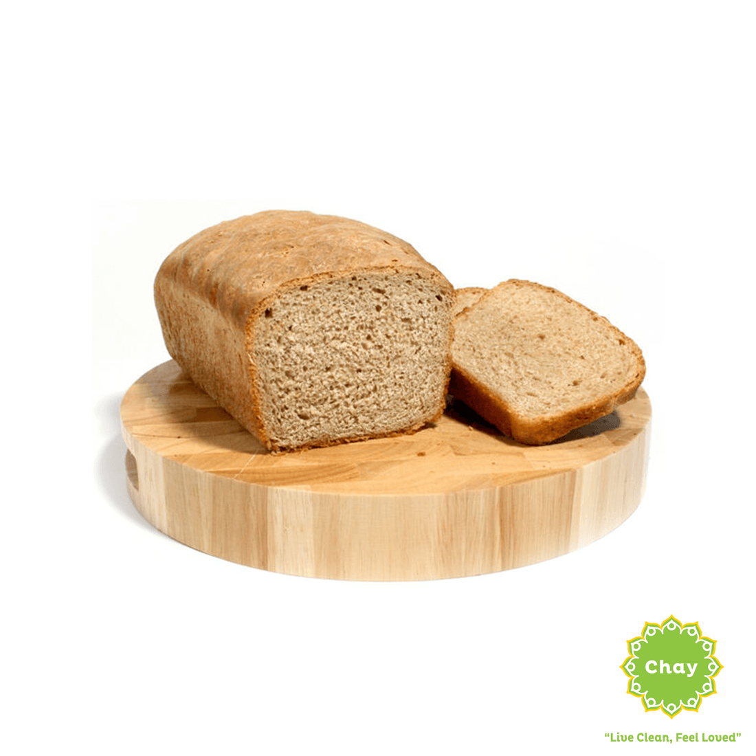 [BK007] Organic Wholemeal Bread - 600g (V) en Harvest Baking