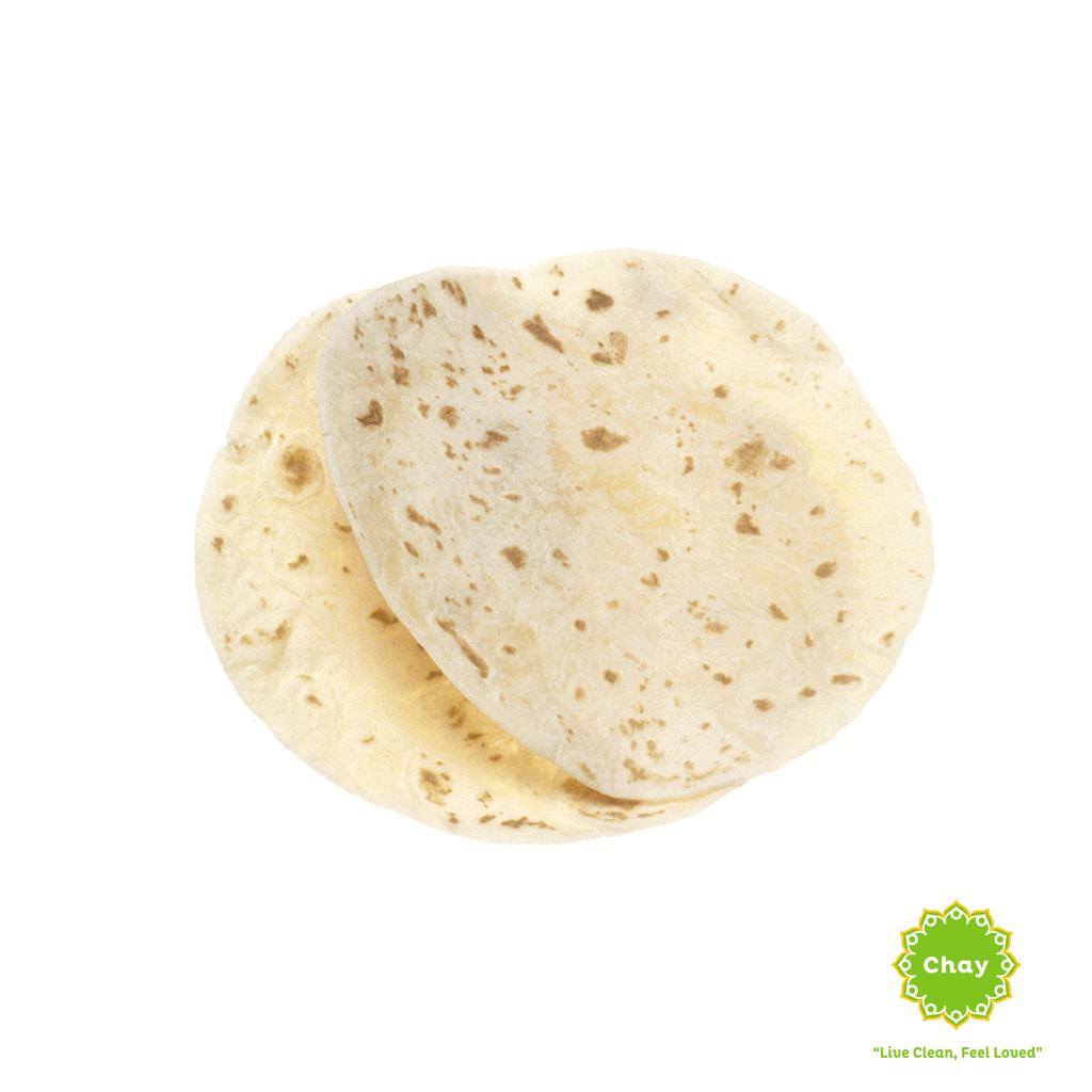 [BK010] Flour Tortillas (6 pack) (V) en Harvest Baking